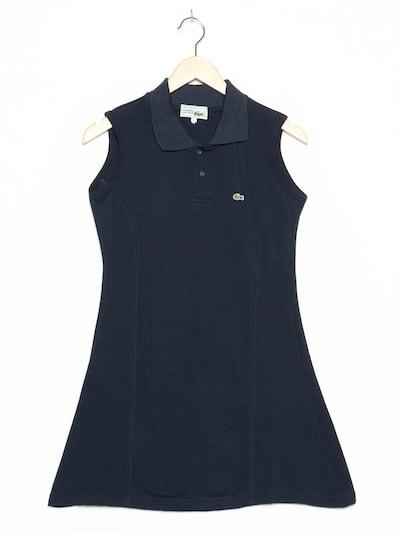 LACOSTE Kleid in XS-S in dunkelblau, Produktansicht