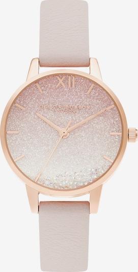 Olivia Burton Uhr in gold / hellpink, Produktansicht