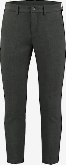 MAC Hose in graumeliert / schwarz, Produktansicht