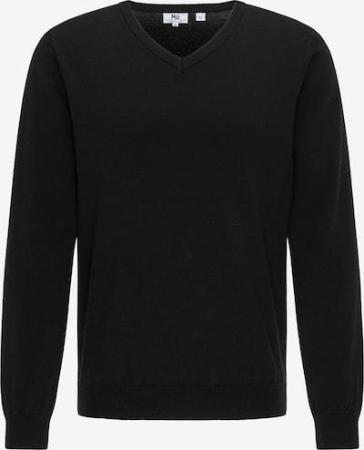 Mo ESSENTIALS Pullover in schwarz, Produktansicht
