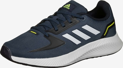ADIDAS PERFORMANCE Sportovní boty 'Runfalcon 2.0' - námořnická modř / svítivě žlutá / černá / bílá, Produkt