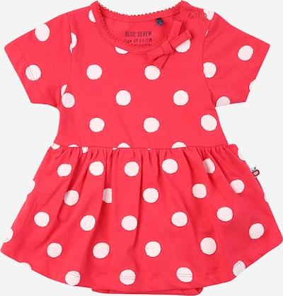 BLUE SEVEN Šaty - světle červená / bílá, Produkt