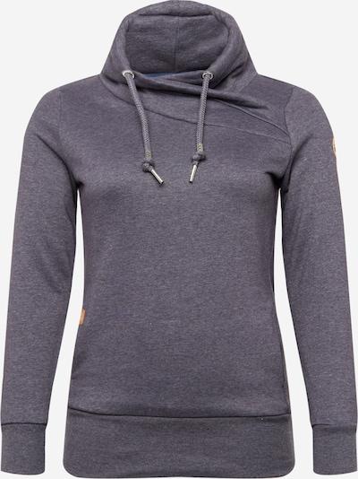 Ragwear Plus Sweatshirt 'NESKA' in de kleur Duifblauw, Productweergave