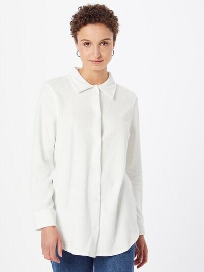 Gina Tricot Bluse 'Amelia' in weiß, Modelansicht