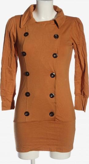 Zanzea Long-Bluse in S in hellorange, Produktansicht
