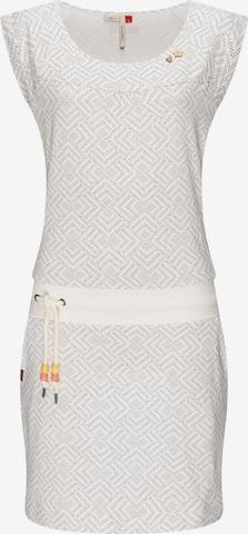 Ragwear - Vestido de verano 'Penelope' en blanco