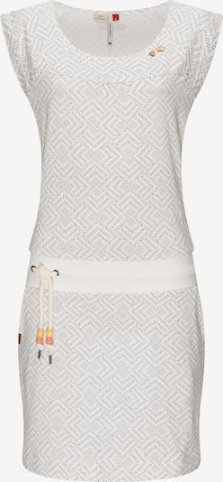 Ragwear Kleid 'Penelope' in schwarz / weiß, Produktansicht