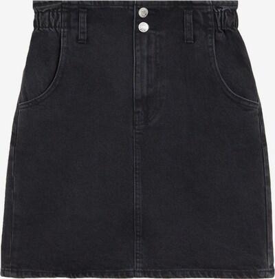 MANGO Rock 'paperbag' in schwarz, Produktansicht