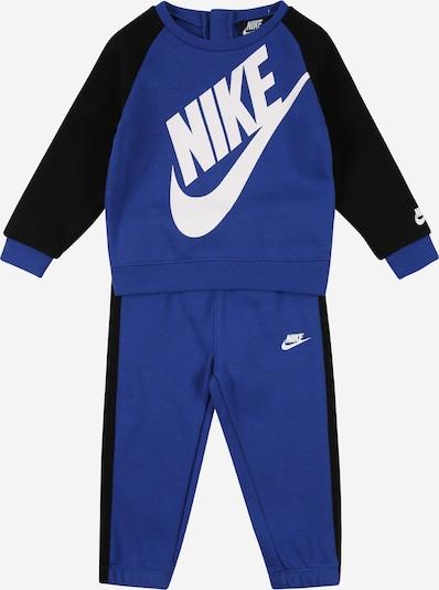 Nike Sportswear Joggingová súprava 'FUTURA' - modrá / čierna / biela, Produkt