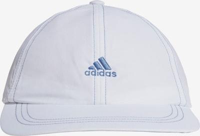 ADIDAS PERFORMANCE Sportcap in blau / weiß, Produktansicht