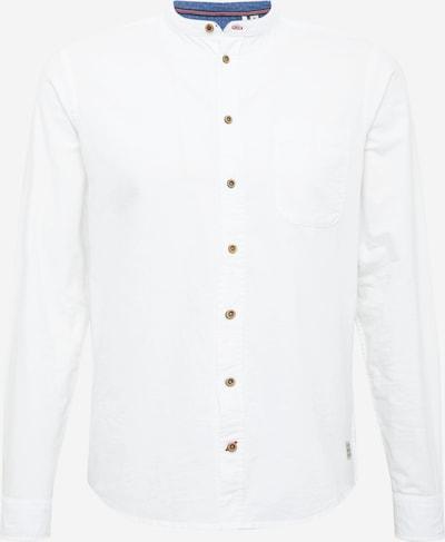BLEND Chemise en blanc, Vue avec produit