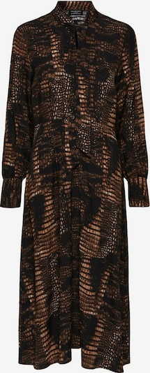 SELECTED FEMME Sukienka w kolorze brązowy / czarnym, Podgląd produktu