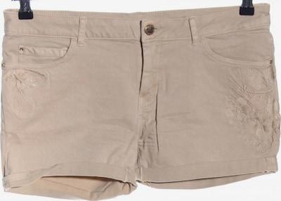 ZARA Shorts in M in Cream, Item view