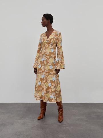 EDITED Dress 'Bailee' in Brown