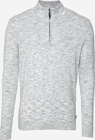 Superdry Pullover in Grau