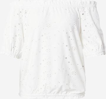 VILA Shirt 'NANDA' in Wit