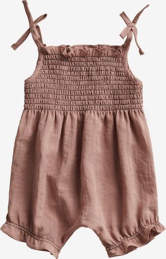 MANGO KIDS Ganzteile 'DUNGAREES ADRI' in de kleur Rosa, Productweergave