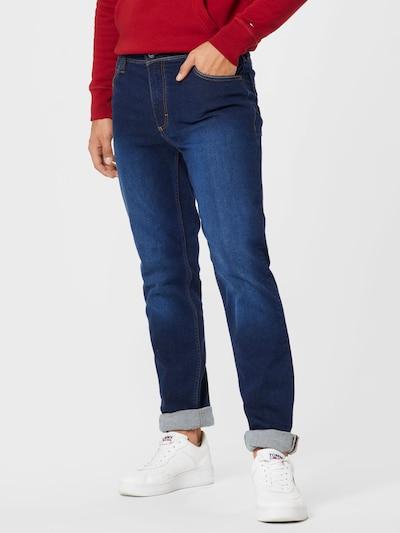 Jeans 'Washington' MUSTANG pe albastru, Vizualizare model