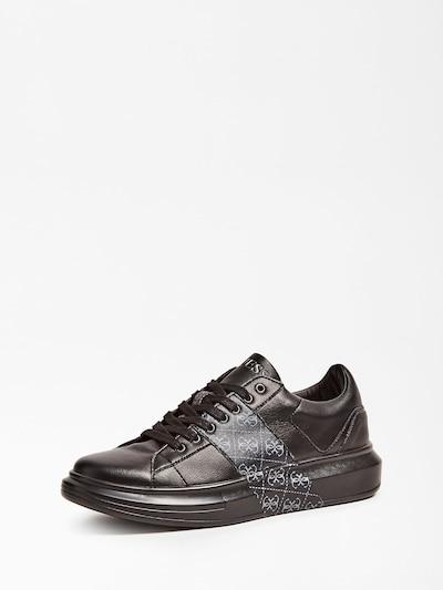 GUESS Sneaker in schwarz, Produktansicht