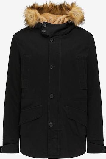 MO Parka in schwarz, Produktansicht