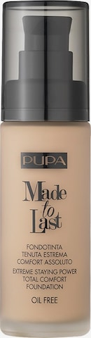 PUPA Milano Foundation 'Made To Last' in Braun