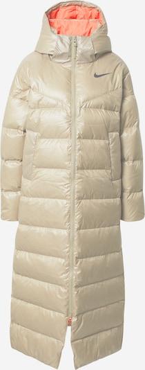 Nike Sportswear Зимно палто в бежово, Преглед на продукта