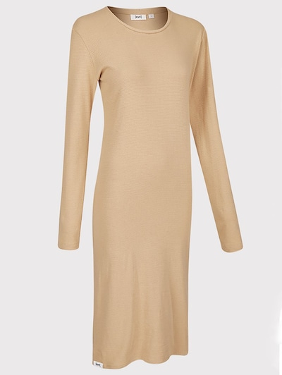 Eyd Clothing Kleid ' Dinata ' in beige, Produktansicht