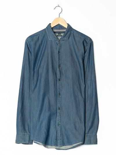 TOMMY HILFIGER Jeanshemd in XXL in blau, Produktansicht