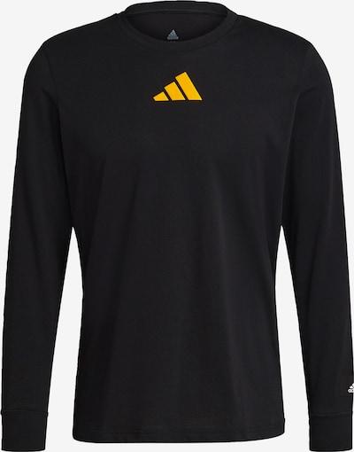 ADIDAS PERFORMANCE T-Shirt fonctionnel en noir, Vue avec produit