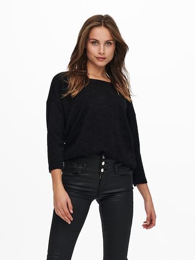 ONLY Pullover 'Alba' in schwarz, Modelansicht