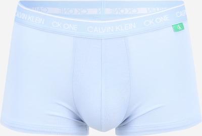 Calvin Klein Underwear Boxershorts in hellblau / grün / weiß, Produktansicht