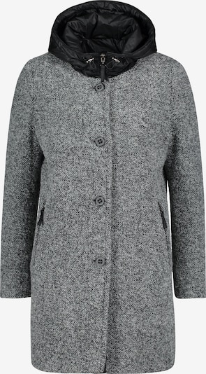GIL BRET Winterjacke mit Kapuze in grau, Produktansicht