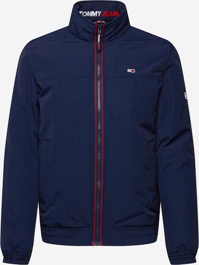 Tommy Jeans Jacke in navy / rot / weiß, Produktansicht