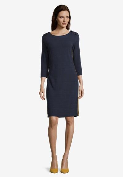 Betty Barclay Jerseykleid mit 3/4 Arm in dunkelblau, Modelansicht