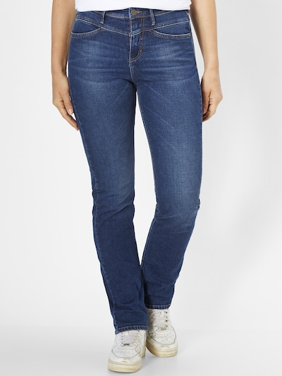 PADDOCKS Jeans in blue denim, Modelansicht