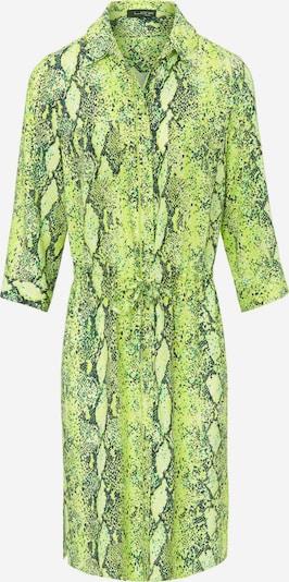 Looxent Abendkleid mit 3/4-Arm in gelb, Produktansicht