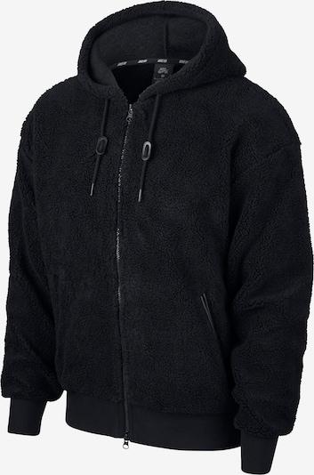 Nike SB Veste en polaire fonctionnelle en noir, Vue avec produit