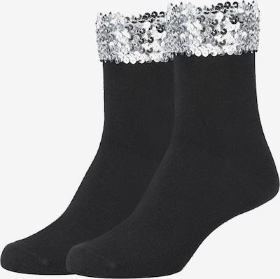GABOR Socken-Set 'Sylvie' im 2er-Pack in schwarz, Produktansicht