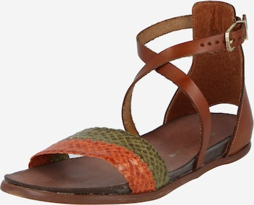 Sandale de la Fred de la BretoniÈre pe maro