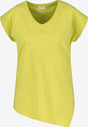 GERRY WEBER T-Shirt in zitronengelb, Produktansicht