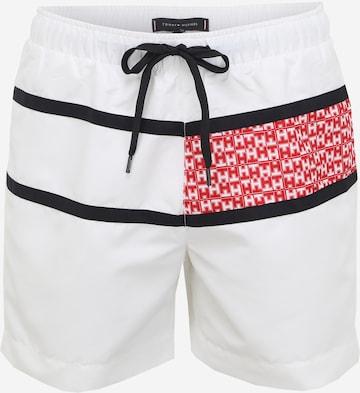 Tommy Hilfiger Underwear Badeshorts in Weiß