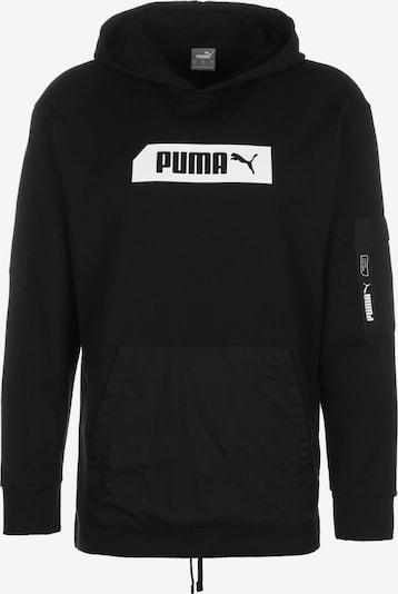 PUMA Hoodie 'Nu-tility' in schwarz, Produktansicht