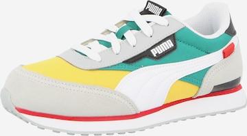PUMA Sneaker 'Future Rider Play On PS' in Mischfarben