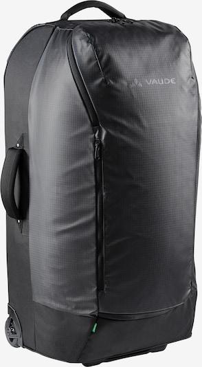 VAUDE Trolley in de kleur Zwart, Productweergave