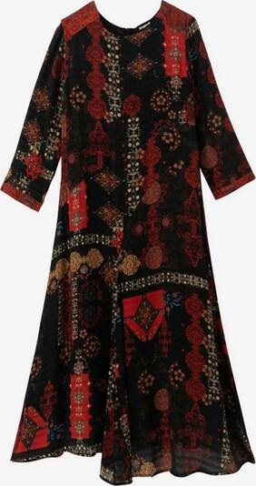 Desigual Jurk 'ALBURQUERQUE' in de kleur Gemengde kleuren / Zwart, Productweergave