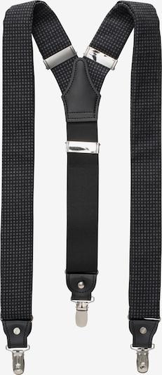 ETERNA Hosenträger in schwarz, Produktansicht