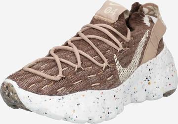 Sneaker bassa 'Space Hippie 04' di Nike Sportswear in beige