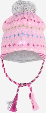 DÖLL Müts, värv roosa