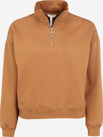 OBJECT Petite Sweatshirt 'OBJKAISA' in Beige