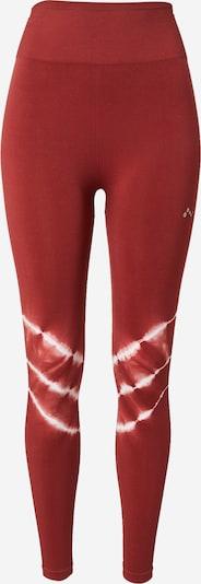 Sportinės kelnės 'MIKO' iš ONLY PLAY, spalva – raudona / balta, Prekių apžvalga